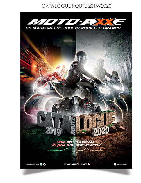 Nos Catalogues Moto Axxe France