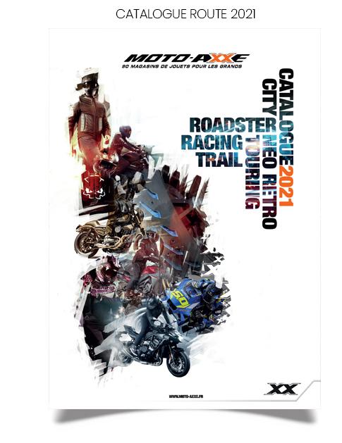 Moto Axxe Catalogue Route