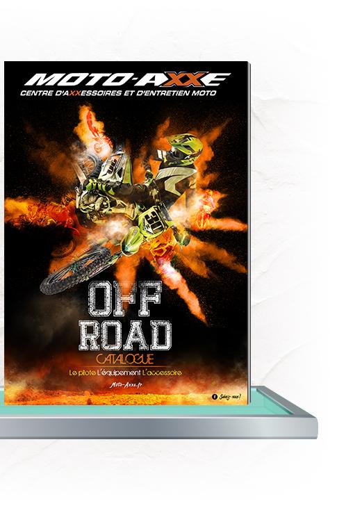 Moto Axxe Catalogue Off-Road