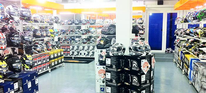 Intérieur magasin Genève