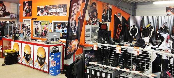 Intérieur magasin Soissons