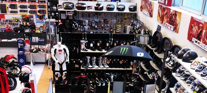 Intérieur magasin Montluçon