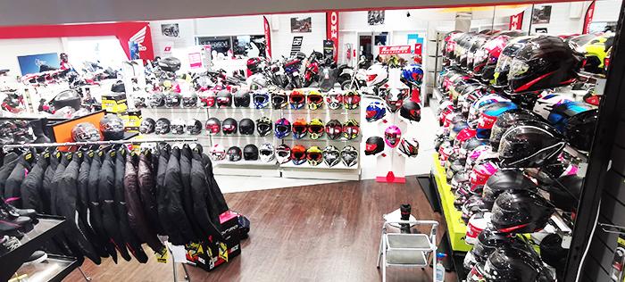 Intérieur magasin Annonay