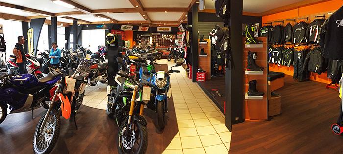 Intérieur magasin Bazeilles / Sedan