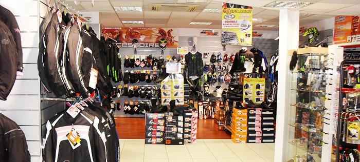 Intérieur magasin Pamiers