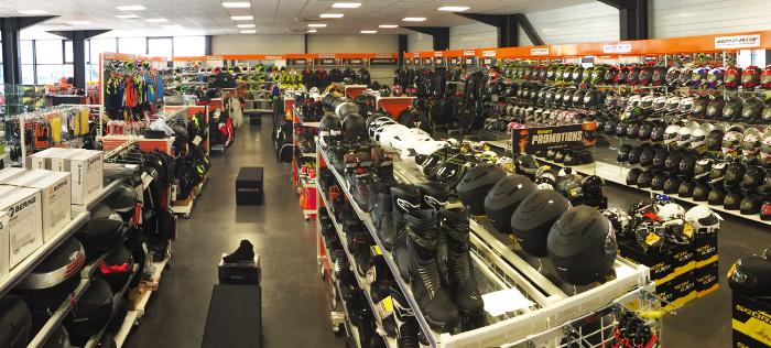 Intérieur magasin Rodez