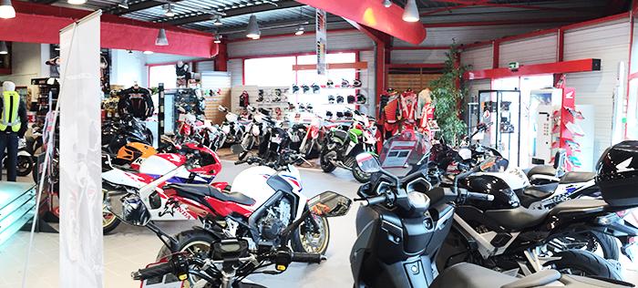 Intérieur magasin Martigues