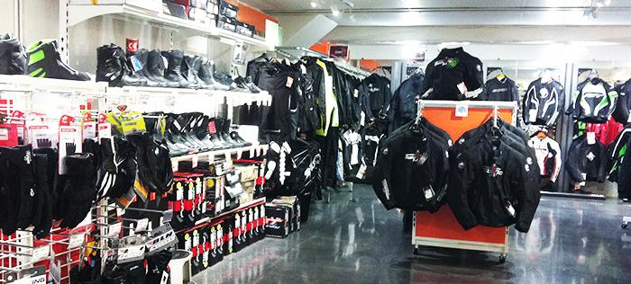 Intérieur magasin Lisieux