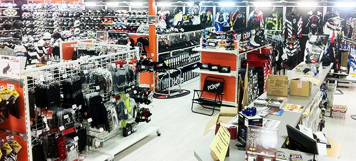 Intérieur magasin Royan