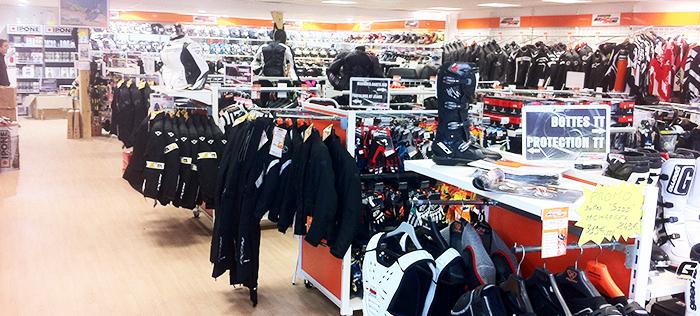 Intérieur magasin Bourges