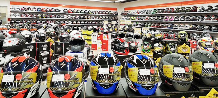 Intérieur magasin Dijon / Chenove