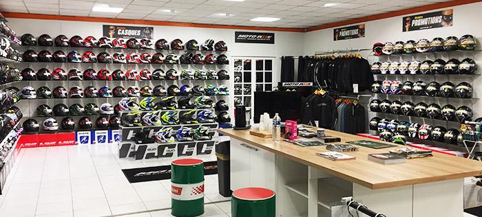Intérieur magasin Périgueux