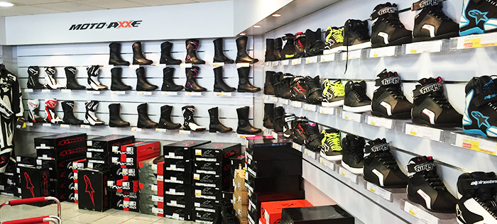 Intérieur magasin Pontarlier