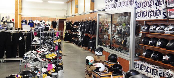 Intérieur magasin Brest