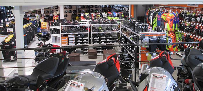 Intérieur magasin Auch