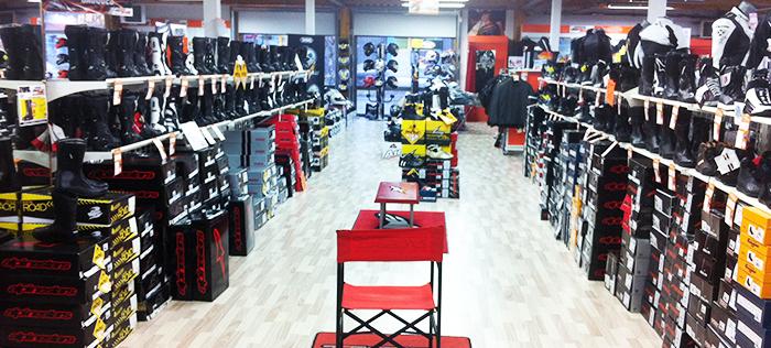 Intérieur magasin Rennes
