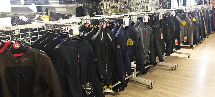 Intérieur magasin Lons Le Saunier
