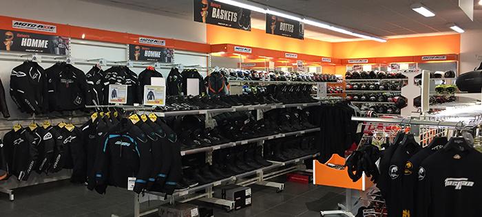 Intérieur magasin Dax