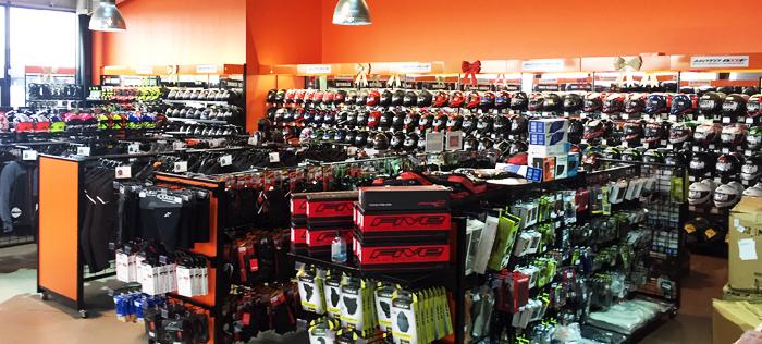 Intérieur magasin Montargis