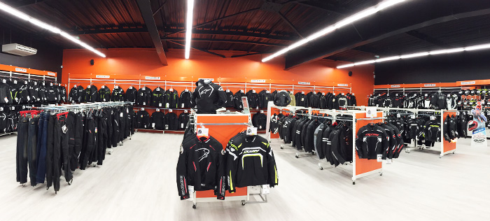 Intérieur magasin Olivet / Orléans