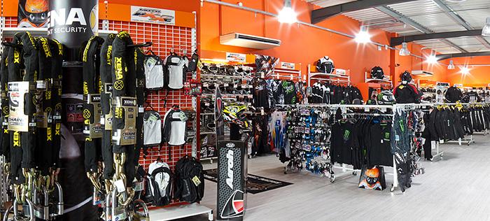 Intérieur magasin Agen / Boe