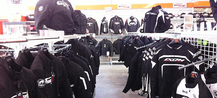 Intérieur magasin Cholet