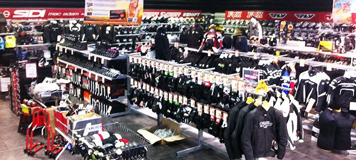 Intérieur magasin Cherbourg