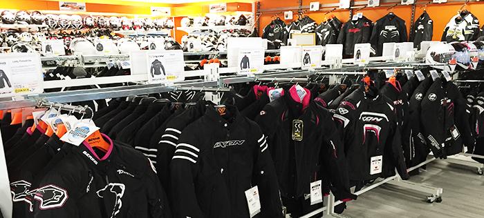 Intérieur magasin Metz