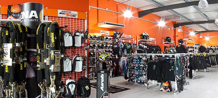 Intérieur magasin Lille / Ronchin
