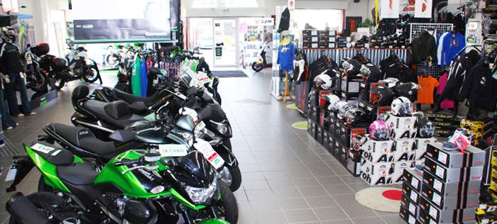 Intérieur magasin Beauvais