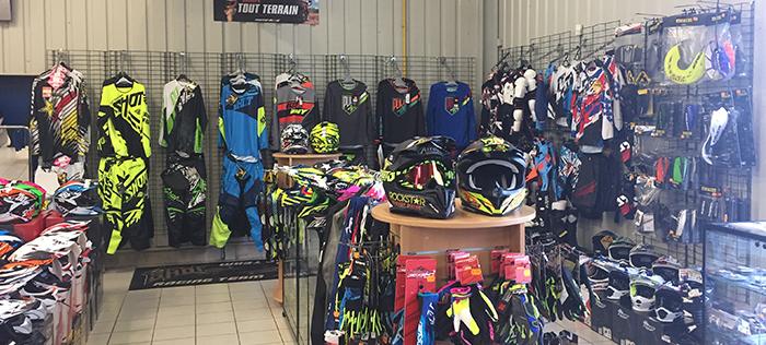 Intérieur magasin Argentan