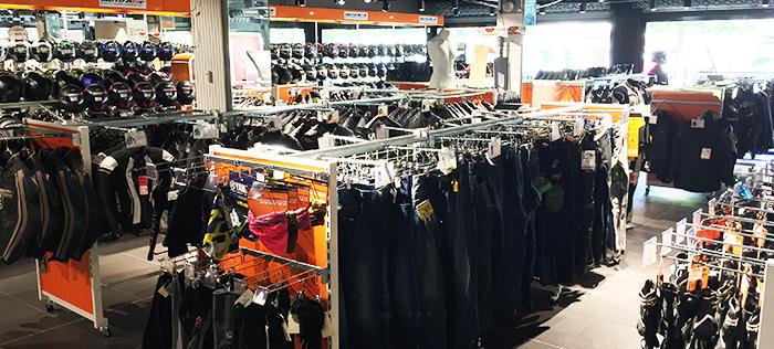 Intérieur magasin Strasbourg