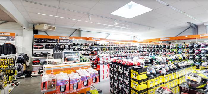 Intérieur magasin Chalon-sur-Saône