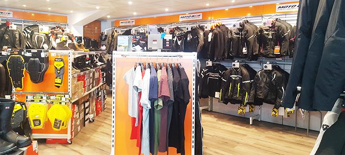 Intérieur magasin Thonon Les Bains