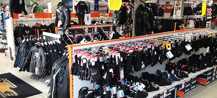 Intérieur magasin Rouen