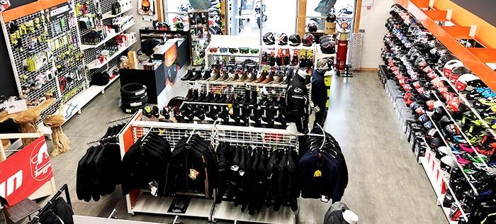 Intérieur magasin Les Sables d'Olonne