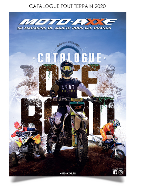 Moto Axxe Catalogue Off-Road