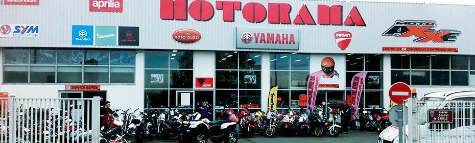 Moto axxe montlu on for Garage automobile montlucon