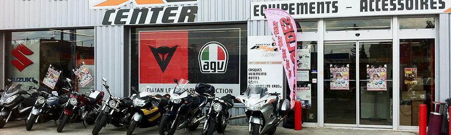Accessoire moto ouvert dimanche