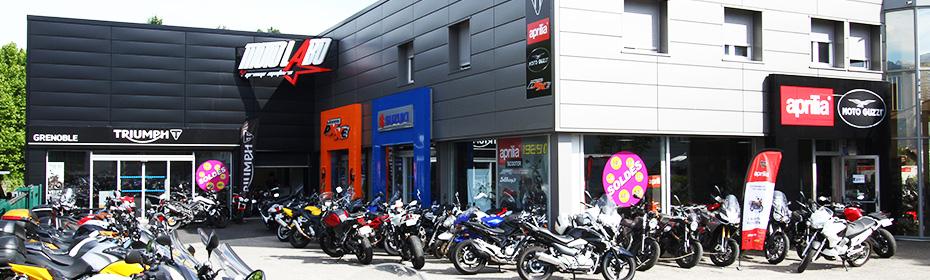 Vous Allez Apprecier Le Magasin Moto Axxe De Grenoble Situe Dans Les Locaux Labo Il Dispose Tous Avantages Que Etes En Droit Dattendre