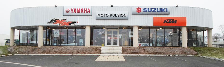 Le Magasin Moto Axxe Niort Situe Dans Les Locaux De Pulsion A Tout Simplement Ce Que Lon Attend Son Et Accessoires