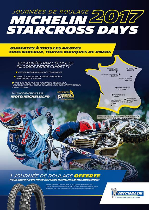 Michelin Starcross Days 2017