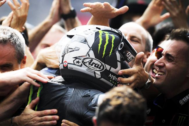 Maverick Viñales - MotoGP Sepang 2019