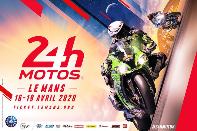 Moto Axxe : Ambiance 24 Heures Motos 2020 Le Mans